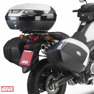 givi seitenkoffer tr ger plx3101 f r suzuki dl 650 v storm. Black Bedroom Furniture Sets. Home Design Ideas