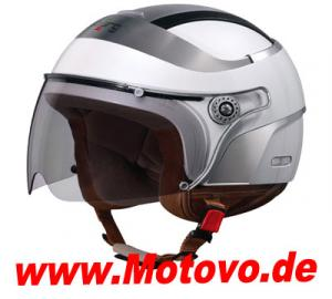 Caberg Helm Typ UNO Jet, Pearl